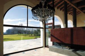 infissi acciaio corten imola bologna finestre serramenti - marocchi design