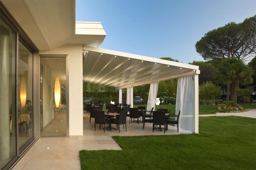 Pergole in alluminio | Marocchi Design Imola