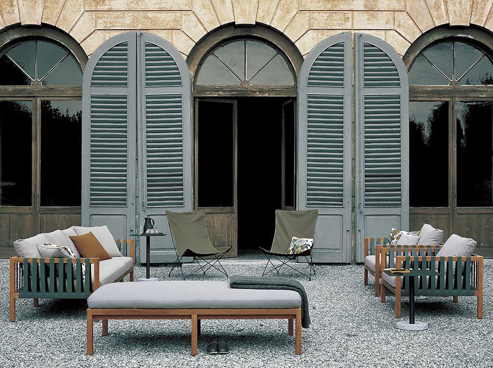 Divani design da esterno roda imola marocchi design for Divani da esterno design