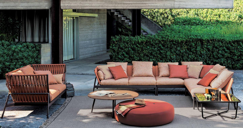 Poltrone e divani da esterno imola marocchi design for Divani da esterno design