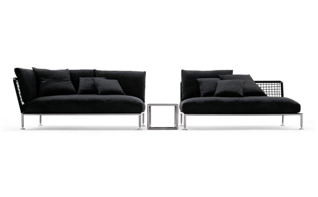 Poltrone e divani da esterno coro imola marocchi design for Divani da esterno design