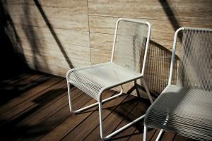 sedie design da esterno imola roda - marocchi design