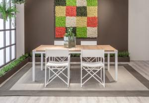 tavoli da esterno imola coro - marocchi design