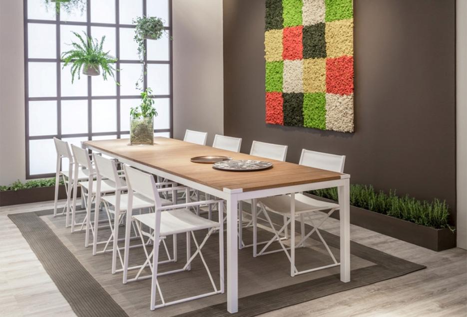 Tavoli Da Esterno Di Design.Tavoli E Tavolini Da Esterno Imola Marocchi Design