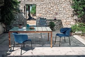 tavoli design da esterno imola roda - marocchi design