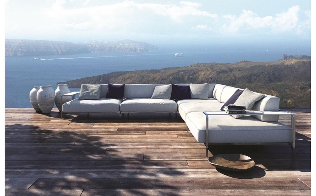 Poltrone e divani da esterno imola marocchi design for Poltrone da terrazzo